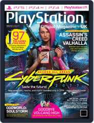 Official PlayStation Magazine - UK Edition Magazine (Digital) Subscription October 1st, 2020 Issue