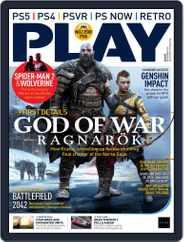 PLAY Magazine (Digital) Subscription December 1st, 2021 Issue