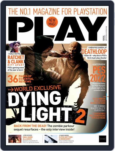 PLAY Magazine (Digital) July 1st, 2021 Issue Cover