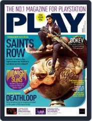 PLAY Magazine (Digital) Subscription November 1st, 2021 Issue