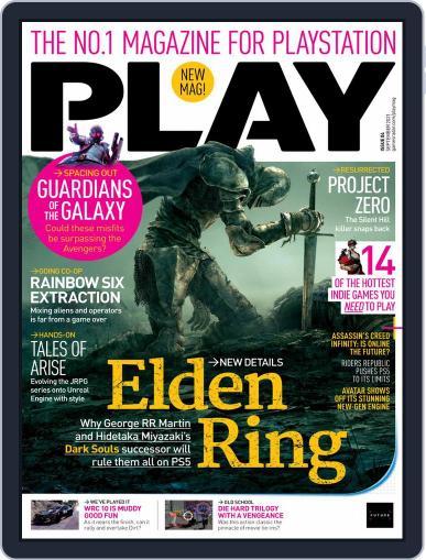 PLAY Magazine (Digital) September 1st, 2021 Issue Cover