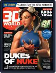 3D World Magazine (Digital) Subscription June 1st, 2021 Issue