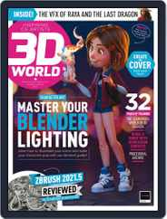 3D World Magazine (Digital) Subscription May 1st, 2021 Issue