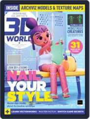 3D World Magazine (Digital) Subscription September 1st, 2021 Issue