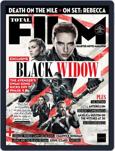 Total Film Magazine (Digital) October 1st, 2020 Issue Cover