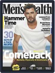 Men's Health Australia Magazine (Digital) Subscription March 1st, 2021 Issue