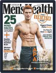 Men's Health Australia Magazine (Digital) Subscription May 1st, 2021 Issue