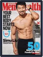 Men's Health Australia Magazine (Digital) Subscription October 1st, 2021 Issue