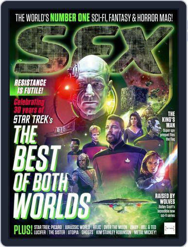 SFX Magazine (Digital) October 1st, 2020 Issue Cover