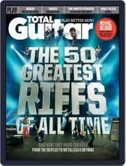Total Guitar Magazine (Digital) Subscription July 1st, 2021 Issue
