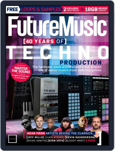 Future Music Magazine (Digital) July 1st, 2021 Issue Cover