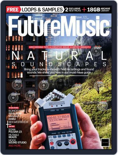 Future Music Magazine (Digital) June 1st, 2021 Issue Cover