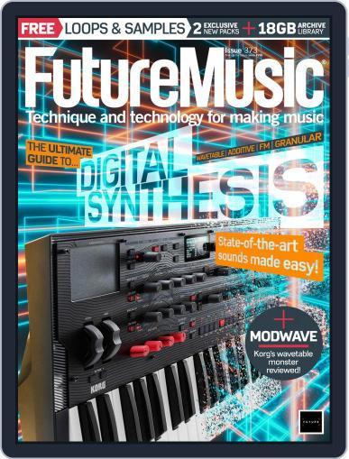 Future Music Magazine (Digital) September 1st, 2021 Issue Cover
