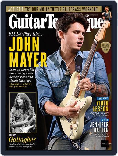 Guitar Techniques Magazine (Digital) December 1st, 2021 Issue Cover