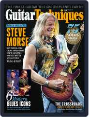 Guitar Techniques Magazine (Digital) Subscription January 1st, 2021 Issue