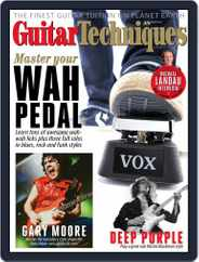 Guitar Techniques Magazine (Digital) Subscription March 1st, 2021 Issue