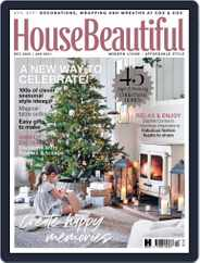 House Beautiful UK Magazine (Digital) Subscription December 1st, 2020 Issue