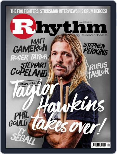 Rhythm Magazine (Digital) February 1st, 2021 Issue Cover
