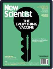 New Scientist Magazine (Digital) Subscription October 16th, 2021 Issue