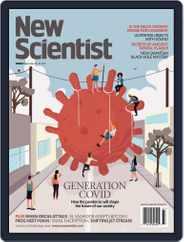 New Scientist Magazine (Digital) Subscription September 18th, 2021 Issue