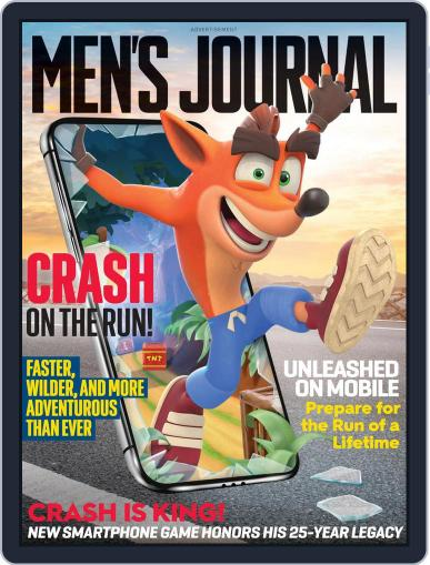 Men's Journal Magazine (Digital) March 1st, 2021 Issue Cover