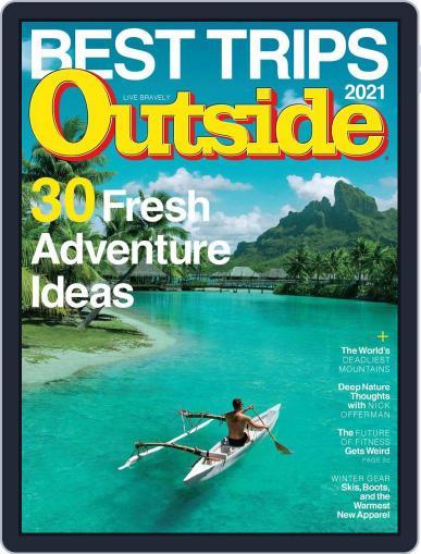 Outside Magazine (Digital) November 1st, 2021 Issue Cover