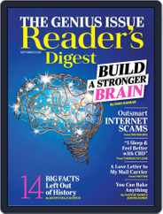 Reader's Digest Magazine (Digital) Subscription September 1st, 2020 Issue