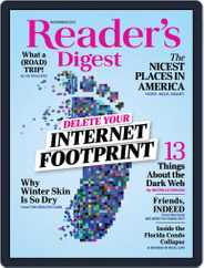 Reader's Digest Magazine (Digital) Subscription November 1st, 2021 Issue