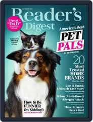 Reader's Digest Magazine (Digital) Subscription October 1st, 2021 Issue