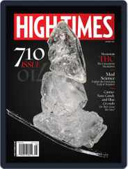 High Times Magazine (Digital) Subscription August 1st, 2021 Issue