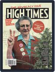 High Times Magazine (Digital) Subscription January 1st, 2021 Issue