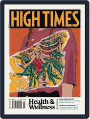 High Times Magazine (Digital) Subscription May 1st, 2021 Issue