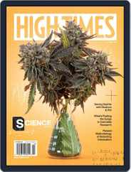 High Times Magazine (Digital) Subscription October 1st, 2021 Issue