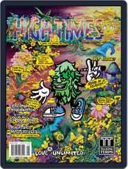 High Times Magazine (Digital) Subscription September 1st, 2021 Issue