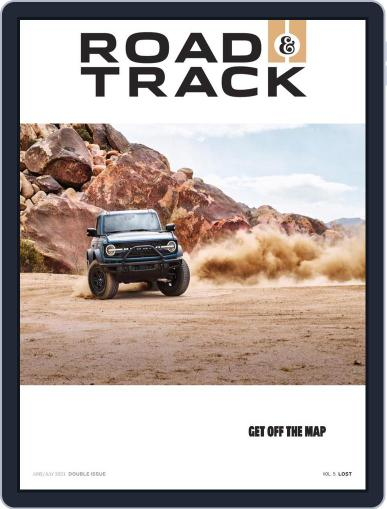 Road & Track Magazine (Digital) June 1st, 2021 Issue Cover