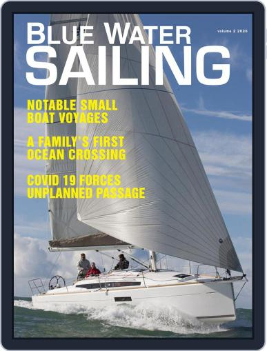 Blue Water Sailing Magazine (Digital) May 15th, 2020 Issue Cover