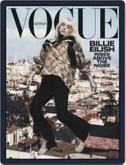 Vogue Australia Magazine (Digital) Subscription August 1st, 2021 Issue