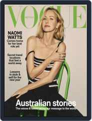 Vogue Australia Magazine (Digital) Subscription January 1st, 2021 Issue