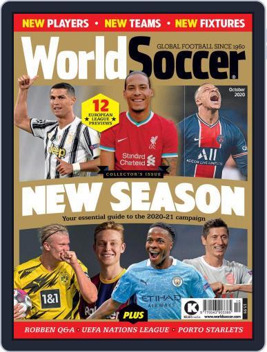 World Soccer Magazine (Digital) October 1st, 2020 Issue Cover