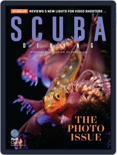 Scuba Diving Magazine (Digital) September 1st, 2020 Issue Cover