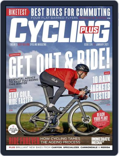 Cycling Plus Magazine (Digital) January 1st, 2021 Issue Cover