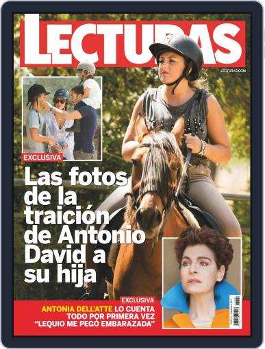Lecturas Magazine (Digital) May 15th, 2021 Issue Cover