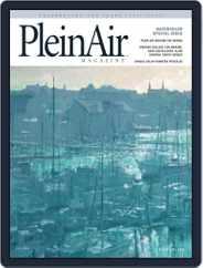 Pleinair Magazine (Digital) Subscription June 1st, 2021 Issue