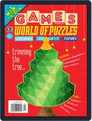 Games World of Puzzles Magazine (Digital) Subscription December 1st, 2021 Issue