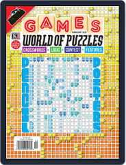 Games World of Puzzles Magazine (Digital) Subscription February 1st, 2021 Issue