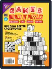 Games World of Puzzles Magazine (Digital) Subscription June 1st, 2021 Issue