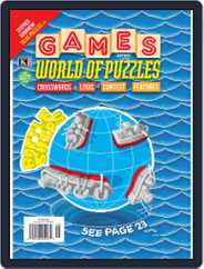 Games World of Puzzles Magazine (Digital) Subscription May 1st, 2021 Issue