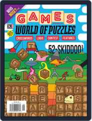 Games World of Puzzles Magazine (Digital) Subscription September 1st, 2021 Issue