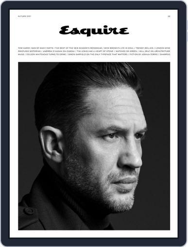 Esquire UK Magazine (Digital) August 5th, 2021 Issue Cover