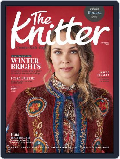 The Knitter Magazine (Digital) December 18th, 2020 Issue Cover